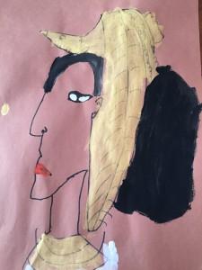 Clare, age 5
